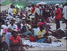 Foto enviada por lector desde Haití
