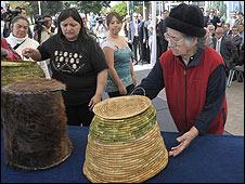 Restos indígenas kawéskar