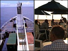 kapal RMS St Helena