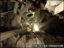 Cueva Naica
