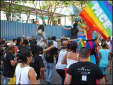 Jornadas contra homofobia en Cuba