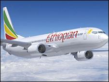 هواپیمای اتیوپی