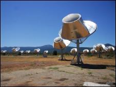 Telescópios de projeto para busca de vida fora da Terra
