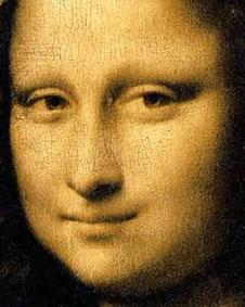 Monalisa de Da Vinci