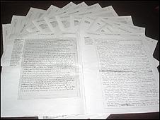 """Interior del suplemento """"Manual del EPP"""" del diario La Nación."""