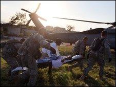 Haiti'deki ABD'li doktorlardan uyarı