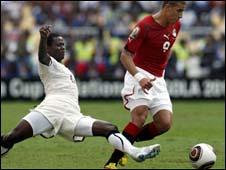 مصر تفوز بكأس الأمم الافرقية للمرة الثالثة على التوالي