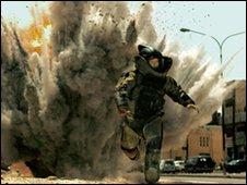 Cena do filme 'Guerra ao Terror'
