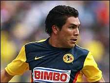 Salvador Cabañas (Foto: gentileza Club América)