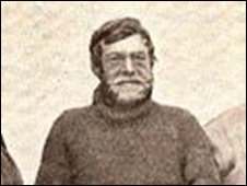 Ernest Shackleton (Foto: Copyright da Fundação Shackleton)