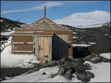 Cabana de Shackleton