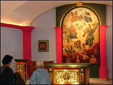 Capilla de las Benditas Almas del Purgatorio en Querétaro, México