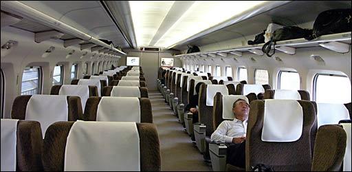 Tàu cao tốc Nhật Bản