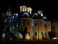 La Iglesia Ortodoxa Rusa (Foto: Raquel Pérez)
