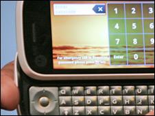 Teléfono Cliq de Motorola