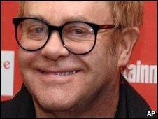 Elton John (arquivo)