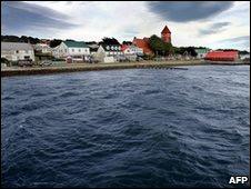 Islas Malvinas o Falklands