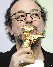 Semih Kaplanoglu, director de la película Bal