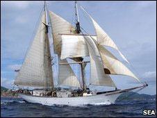 SSV Corwith Cramer (SEA)