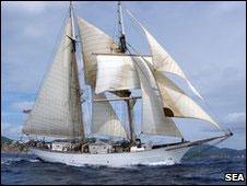 SSV Corwith Cramer (SEA)