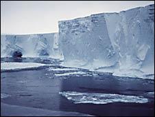 Serseri buzul tehlikesi