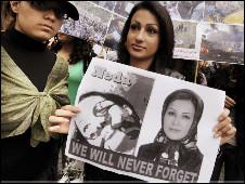 Campaigner for Neda