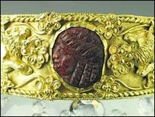 Скіфське золото, браслет