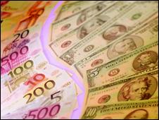 Курс евро за 10 лет
