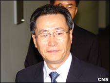 中国朝鲜特使武大伟(中新社图片9/7/2009)