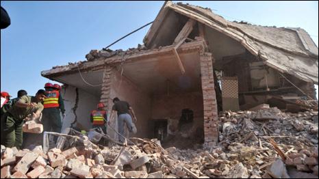 لاہور خود کش حملہ