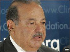 Carlos Slim (Foto: gentileza carlosslim.com)
