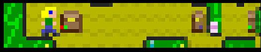 Imagen de Passage, un videojuego de Jason Rohrer
