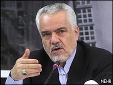 محمد رضا رحیمی، معاون اول رئیس جمهوری ایران