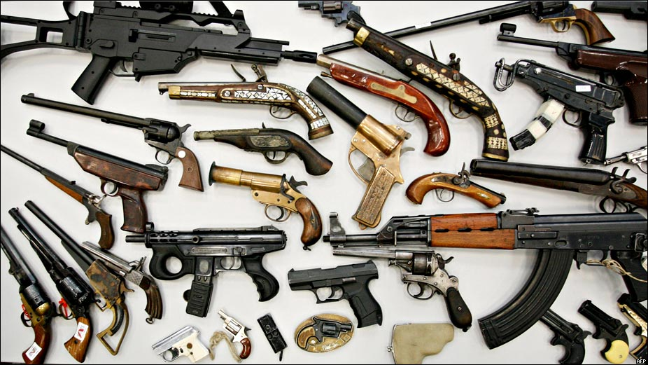 Resultado de imagen para venta de armas en estados unidos