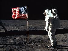 Buzz Aldrin en la Luna en 1969 (Foto: NASA)