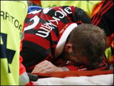 الإصابة تحرم بيكام من المشاركة في كأس العالم