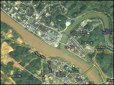 Bản đồ của Google Maps