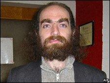 Grigori Perelman (Foto de archivo)