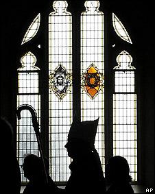 Iglesia en Belfast, Irlanda del Norte
