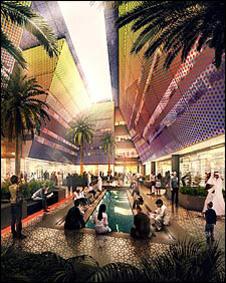 100330074226 carbon city two - صحرا میں زیر تعمیر جدید ترین شہر
