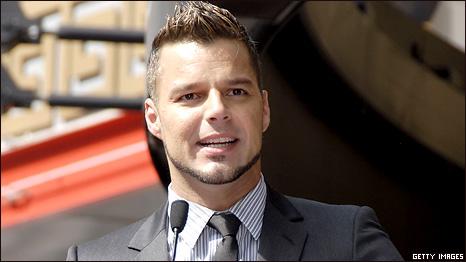 ricky martin gay. Ricky Martin