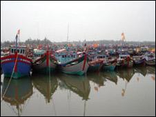 Tàu cá Quảng Ngãi