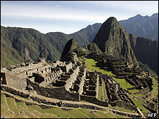 Machu Picchu (arquivo)