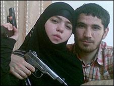 جنت عبدالرحمن اوا و همسرش