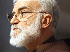 Raniero Cantalamessa, pregador-chefe da Casa Pontifícia
