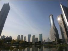 中国经济增长迅猛