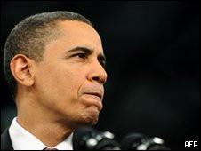 O presidente americano Barack Obama