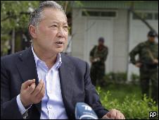 Kurmanbek Bakiyev