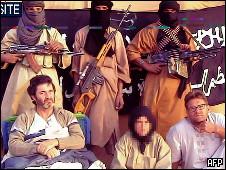 عناصر القاعدة في شمالي افريقيا