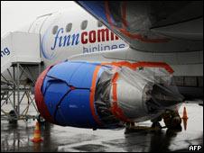 Caen las acciones de las aerolíneas europeas